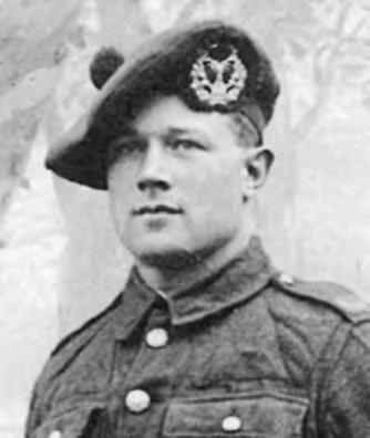 The 107 th Pioneer Canadian Engineers disembarked in Boulogne, France on February 25, 1917 and fought at Vimy. He was awarded the Good Conduct Badge in the field on February 29, 1918.