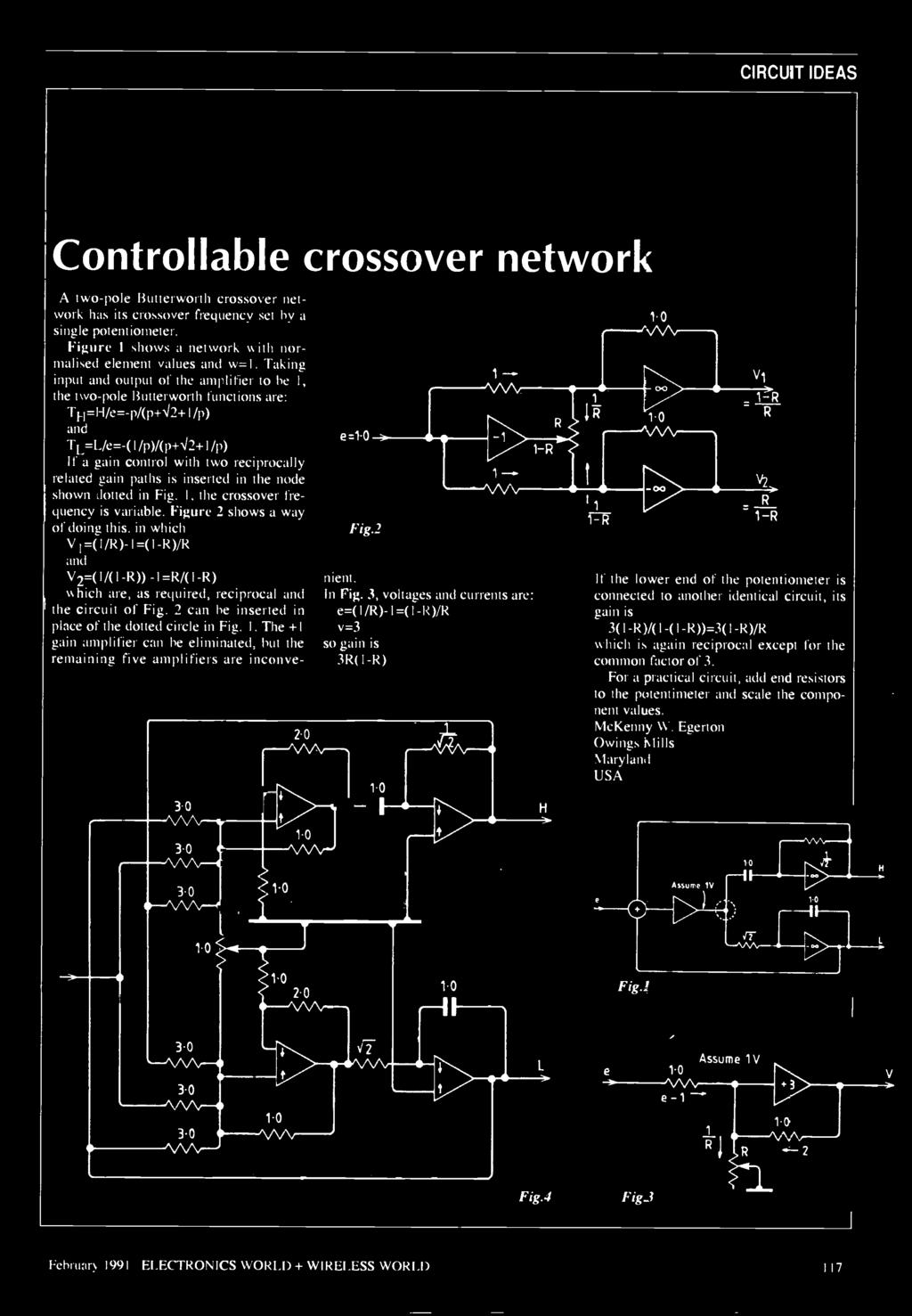 The Faces Of Un Wireless World Filters Architecture Programmed Stripboard Relay Shield Circuit Diagram Click For A Bigger Image In Which V11 R 11