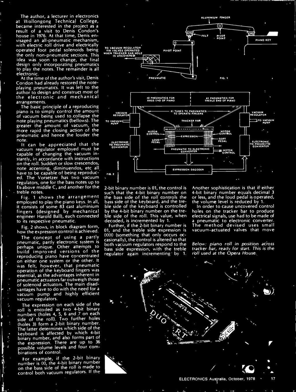 J I Lie With Cbandhifi Ne Vs Aust Nz 140 Cassettes Model Digital Code Lock Electronic Circuits And Diagramelectronics It Was Left To The Author Design Construct Most Of Mechanical