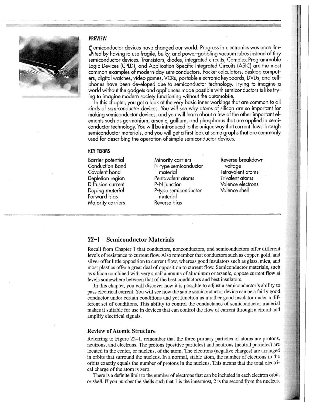 Semiconductor Materials and P-I Junctions - PDF