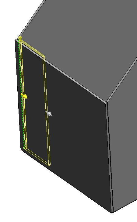 Base Flange Method - Magazine File Adding tabs To complete the part tabs must be