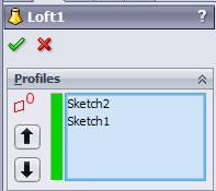 From the sketch toolbar select point Position a point on the origin as shown.