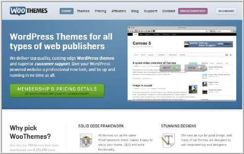 How to Install a WordPress Theme STEP 1: Find a Theme Click Here for WooThemes - Beginner to