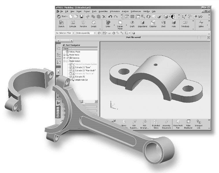 Parametric Modeling with UGS NX 6 Randy H.