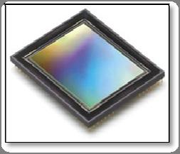 IMAGE CAPTURE Digital cameras use a sensor to collect the image information.