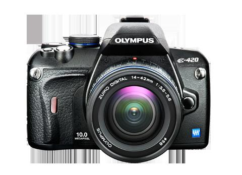 to the Olympus E-System, the E-420, represents a winning formula for both seasoned photographers and entrants to the D-SLR domain alike.