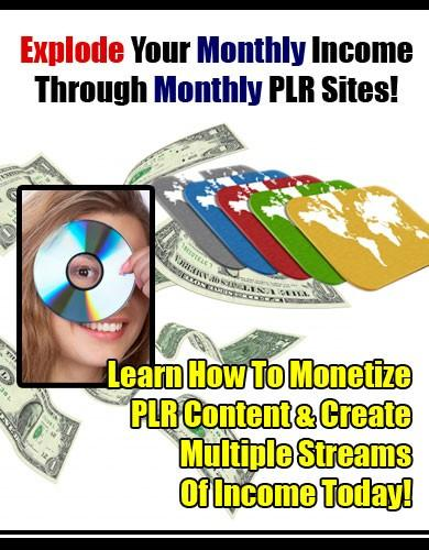 Explode Your Monthly Income