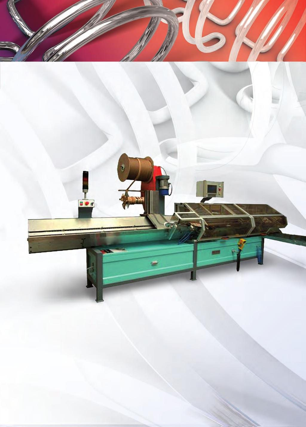 B-535 T.S. Fully utomtic bookbinding mchine The new Rilecrt smll utomtic bookbinding mchine. Reduced size, reduced price, incresed productivity nd speed.